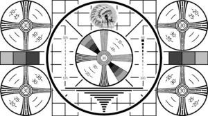 Indian Head Test pattern 8